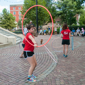 Fun with Hoops