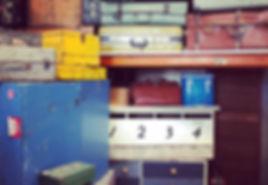 #theecofactory #vintage #trunks #luggage