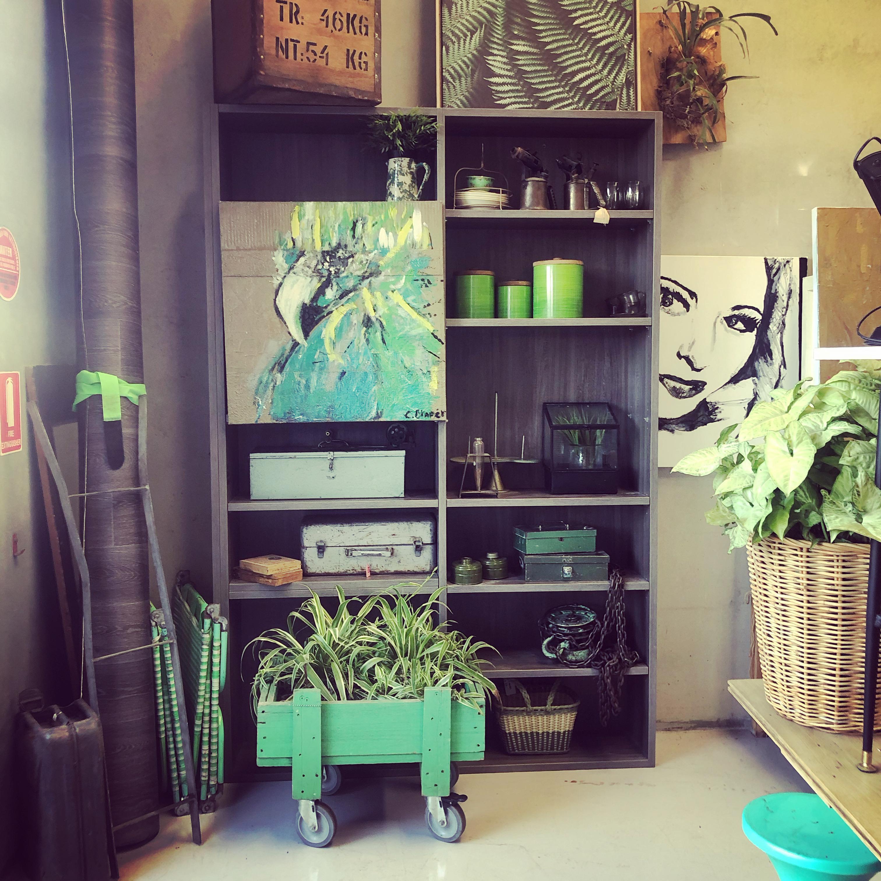 Toorak Bookshelf