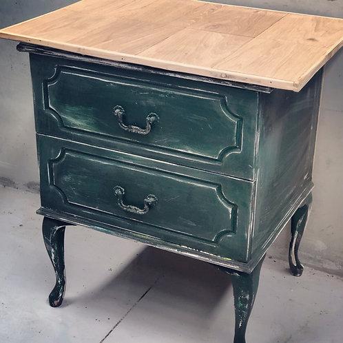 Queen Jade bedside table