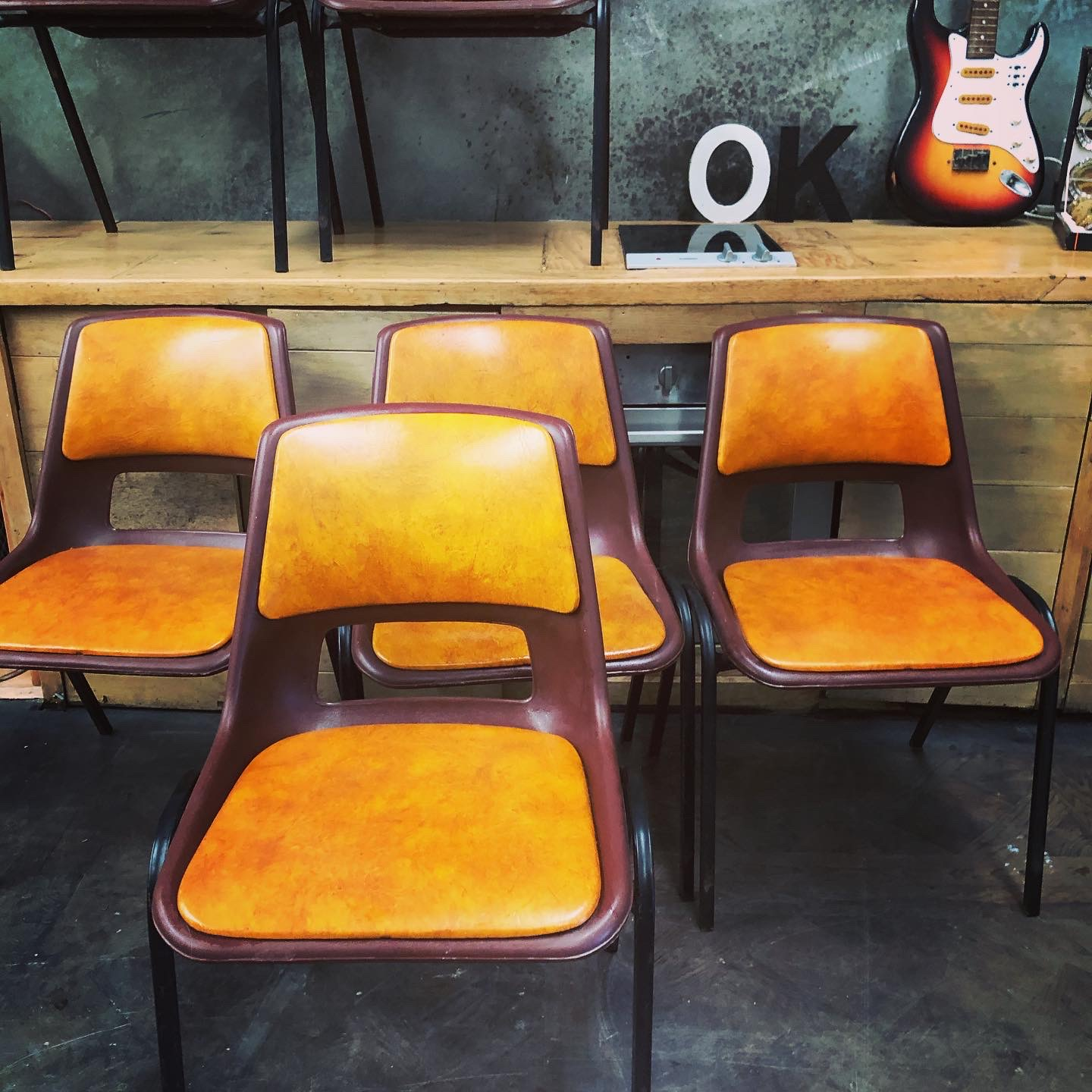 Sebel Chairs
