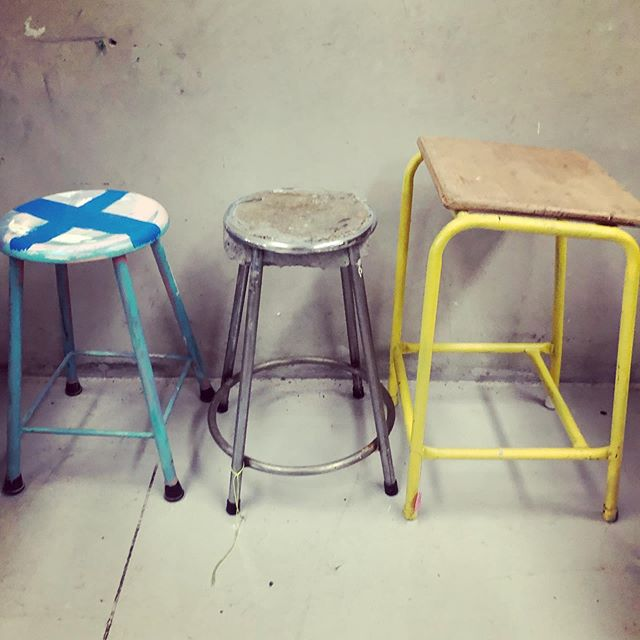various quirky stool collection.