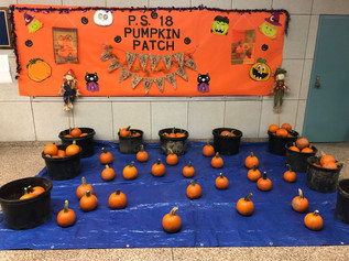P.S. 18Q Pumpkin Patch