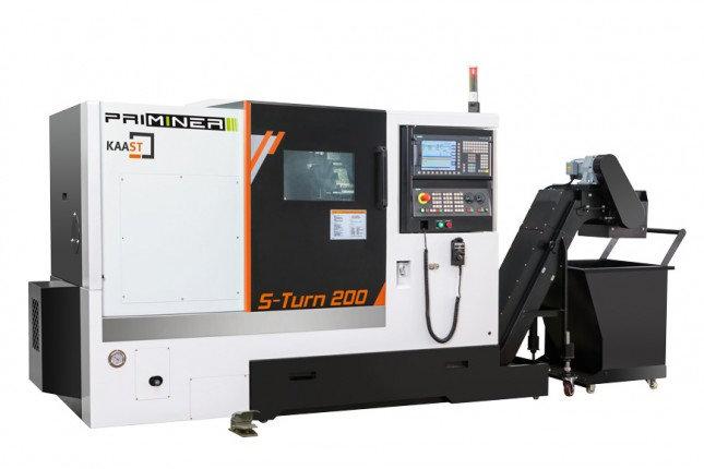 S-Turn 200 CNC • 200M CNC