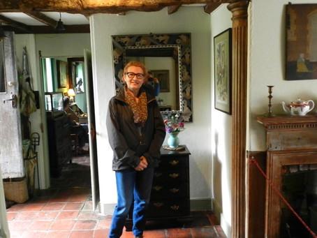 Visite guidée à Monk's House chez les Woolf !