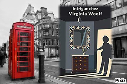 Le retour de Joëlle Marchal à propos d'Intrigue chez Virginia Woolf