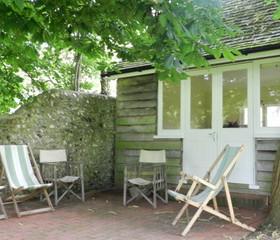 Cabane de Virginia Woolf