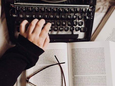 À propos de l'écriture de mon roman