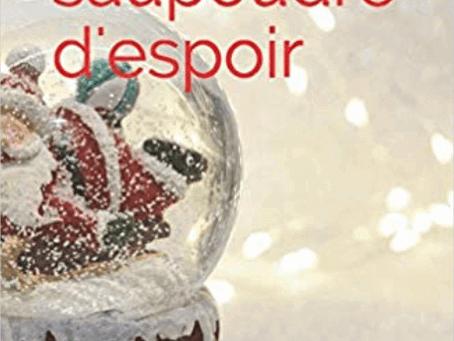 Retour sur « Un Noël saupoudré d'espoir » de Nathalie Brunal.