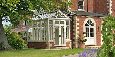 Gable End Conservatory Liverpool