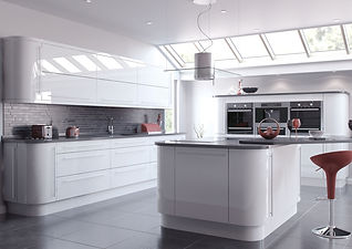 Contemporary Kitchen Liverpool