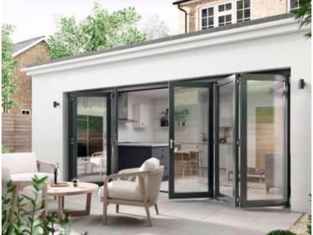 Bi Folding Doors - Home Renovation Liverpool