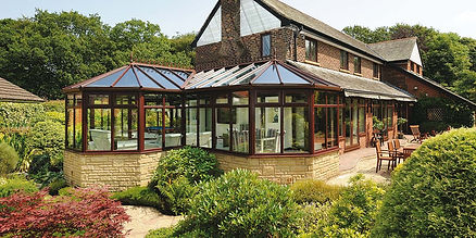 T Shaped Conservatory Liverpool