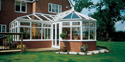 P Shaped Conservatory Liverpool