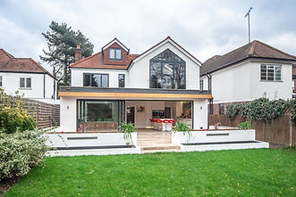 Double Storey Modern Extension