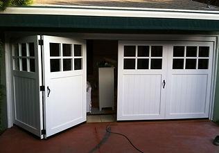 Double detached garage Liverpool