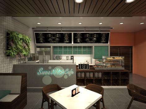 Sweet Mini Cafe