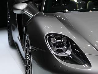 Présent au Mondial de l'Automobile