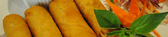 Fried Egg-rolls (4)