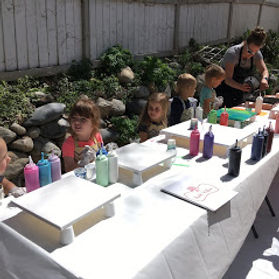 Paint parties for kids and adults in Utah