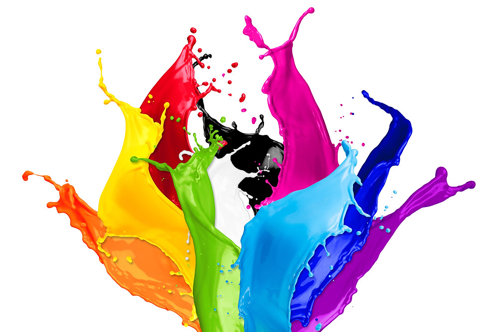 Paint with all 30 colors. Let your creativity pour!