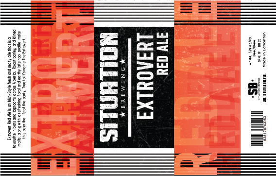 Sitaution Brewing Can Label