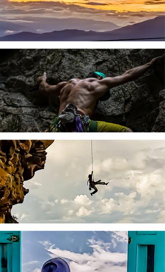 Adventure Tour Company Instagram Stories