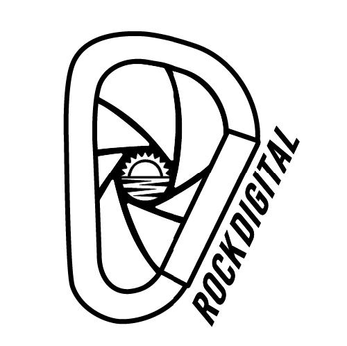 Rock Climbing Marketing Company Logo