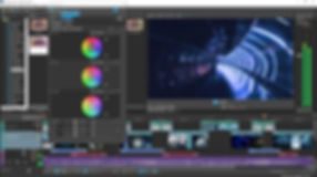 Canberra Wedding Videographers Magic Editing Process