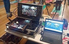 WGM Wedding Videographers | Live Streaming Consol