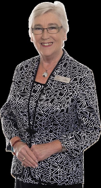 Jill Standen about her