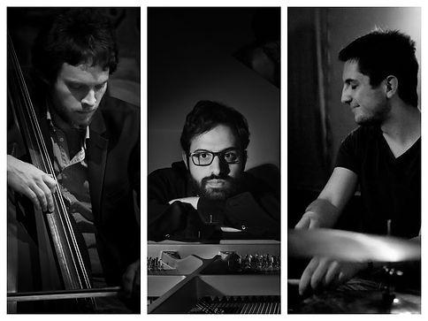 Jad Salameh Trio 4-3 ew pic Flipped Foto