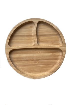 Bamboo Storm Suction Plate