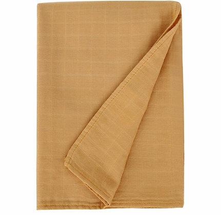 Muslin Swaddle Blanket - Dijon