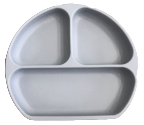The Case - Silicone Suction Plate - Storm