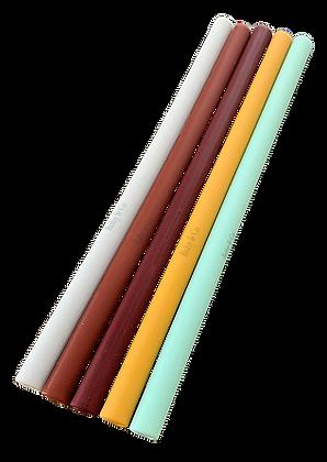 RC Silicone Straws