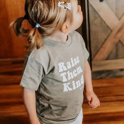 Fall Raise Them Kind Tee- Kids