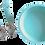 Thumbnail: Mint Metal Utensil Set & New Style Bowl