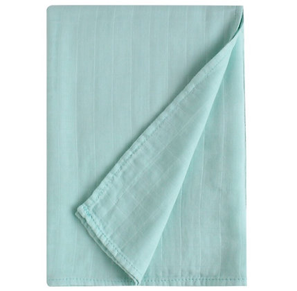 Muslin Swaddle Blanket- Arctic
