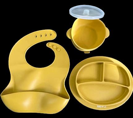 Mustard Dinnerware Set
