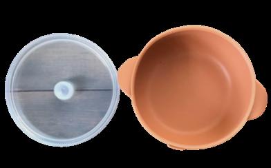 Silicone Bowl - Pumpkin