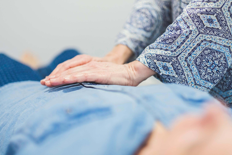 Sensory Intuitive Healing Session