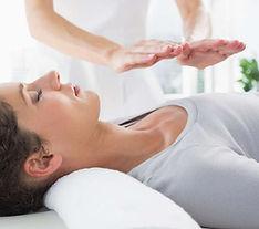 Energy healing intuitive reiki