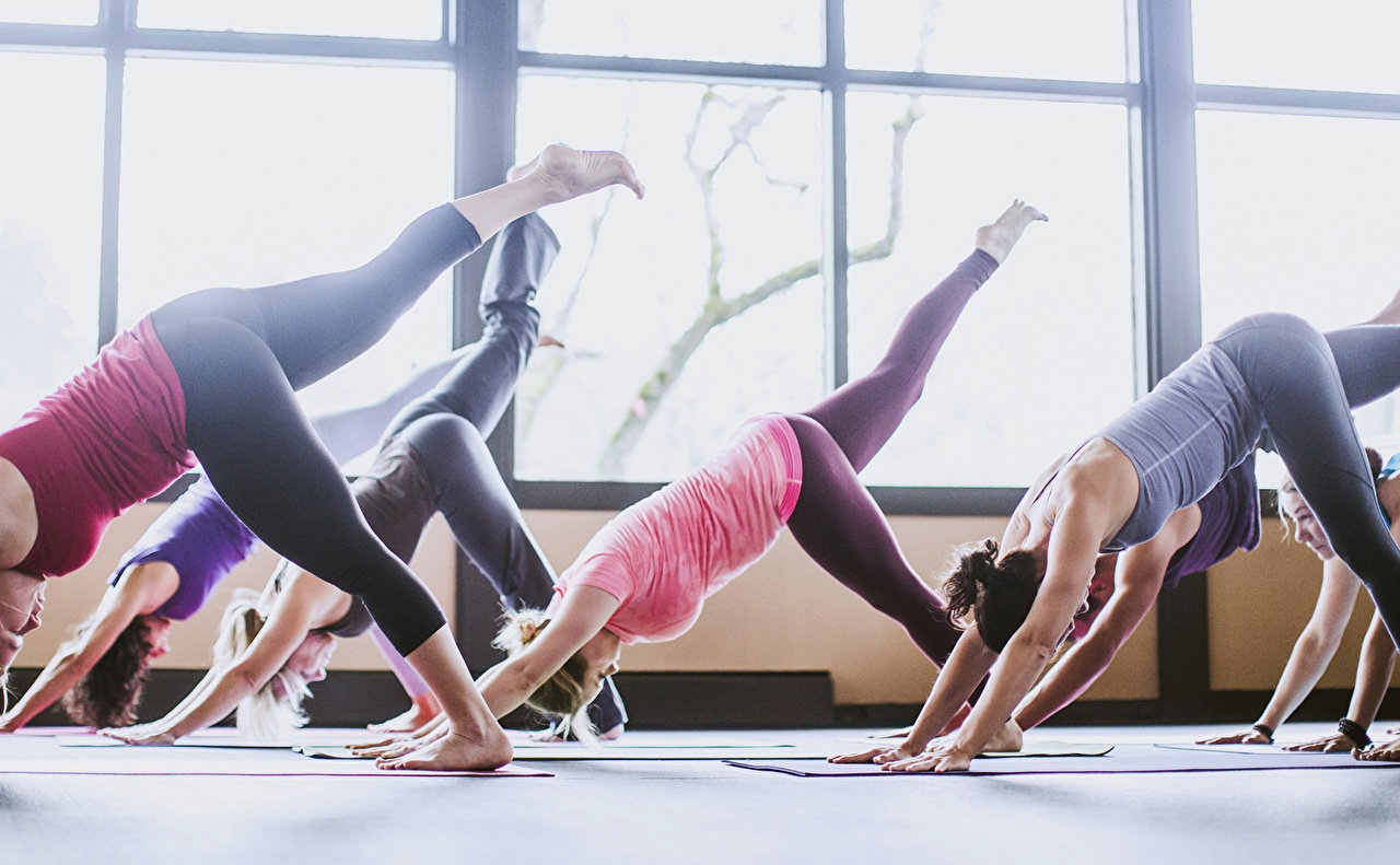 10 week - Tuesday PM Deluxe Yoga Classes