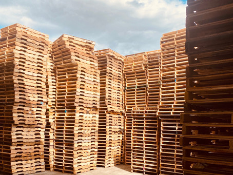 Pallet of the Month! 48x40 GMA