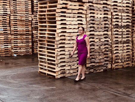 Interview with the VP at Guero's Pallets