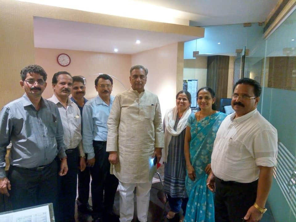 Interaction with Sri Basavaraj Horatti