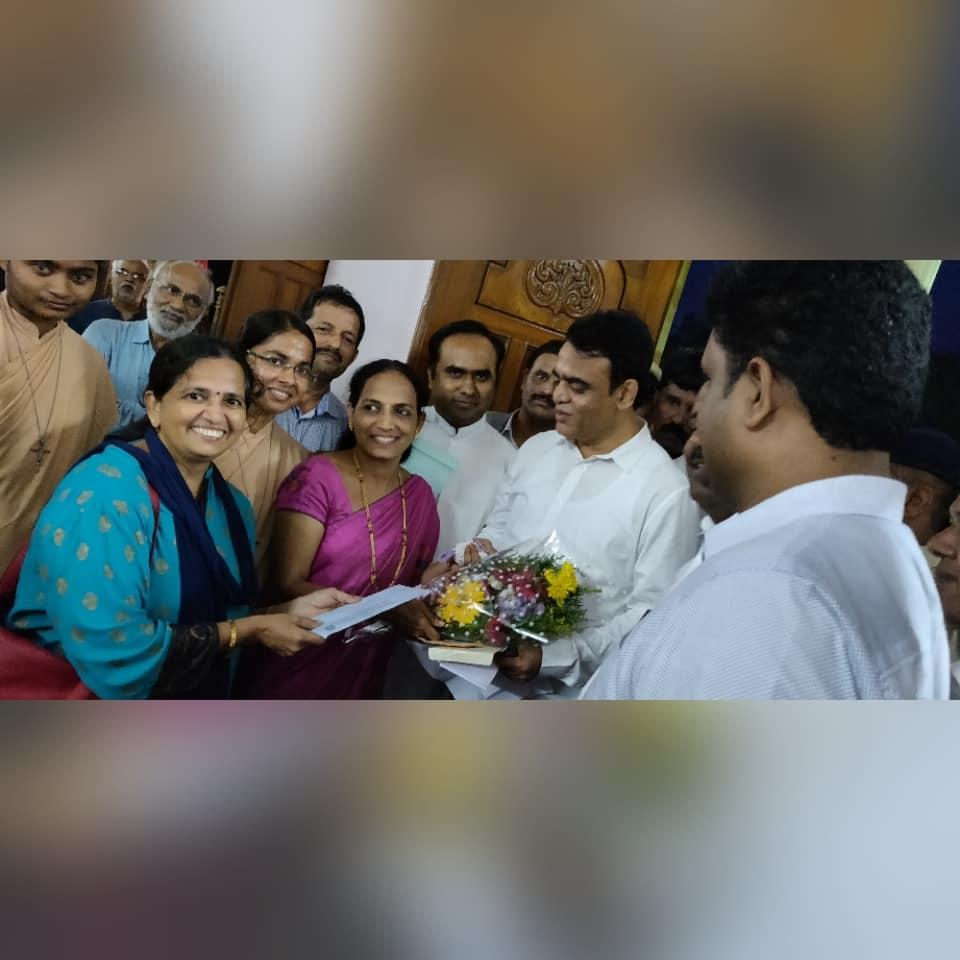 Interaction with Dr Ashwathanarayana