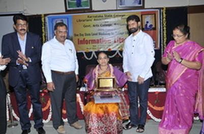 Felicitation by KSCL Association, Bangalore