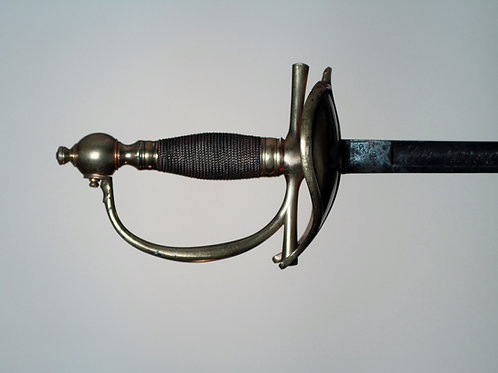 German infantry small state sword circa 1815